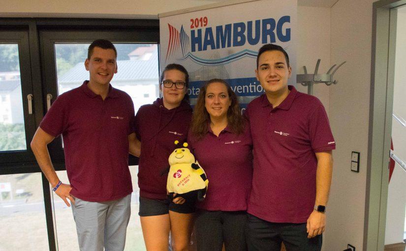 12. August 2018: Erste RDK Sitzung in Marburg