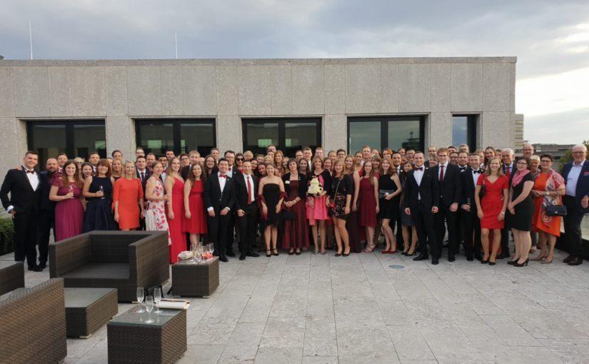 01. September 2018: D1830 zu Gast auf dem 35. Geburstag des Rotaract Club Heilbronns
