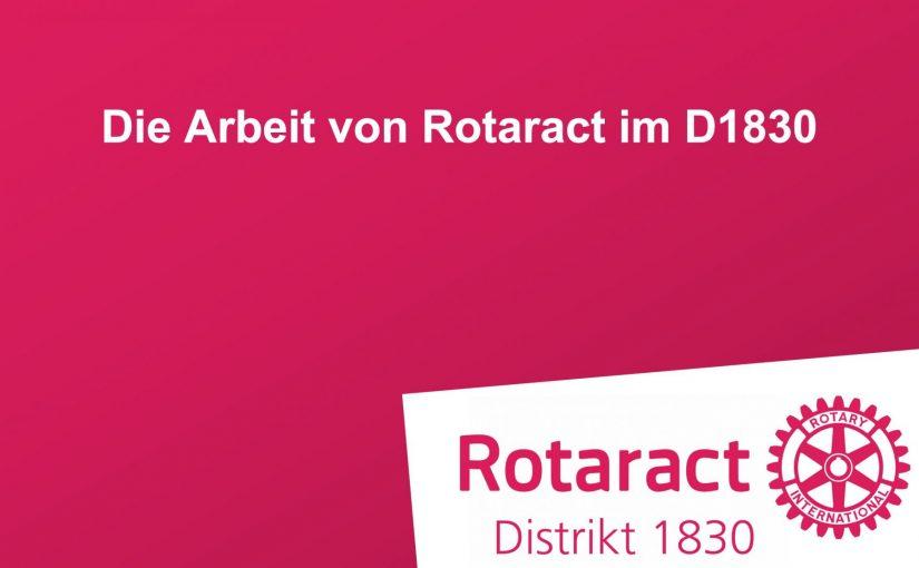 13.10.2020: Vortrag bei RC S-Weinsteige
